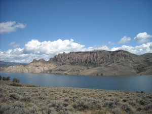 Blue Mesa Lake, Curecanti National Recreation Area