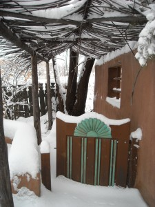 Another Snowfall in Taos